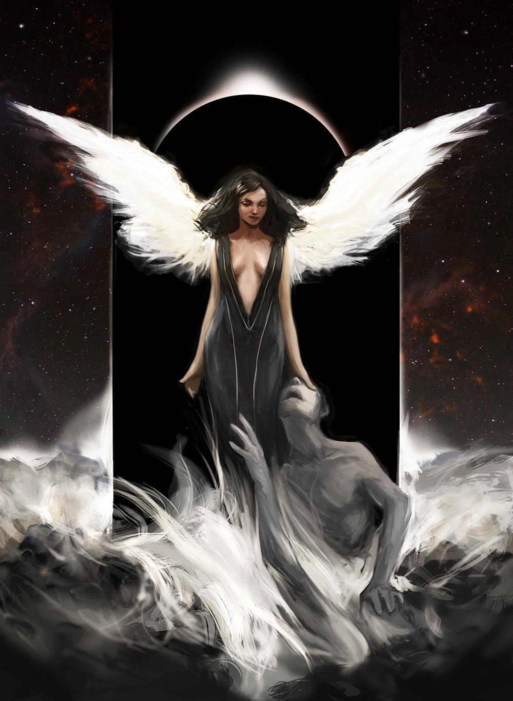 Angel by viktor-toth