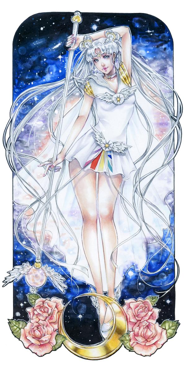 Sailor Cosmos by HonHon