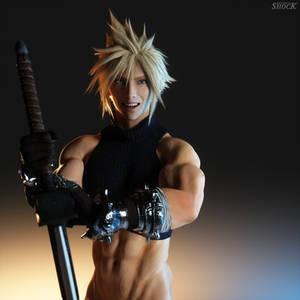 Cloud Strife: the Final Fantasy