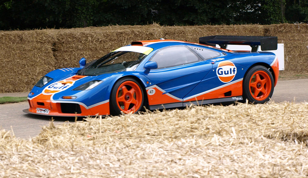 McLaren BMW F1 GTR by gradge