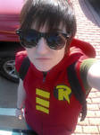 R :: The Boy Wonder