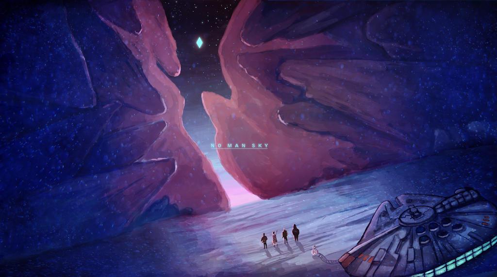 Starwars - No Man's Sky theme by Minaem1
