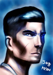 Breakneck Portrait 2 by yupjaylovescomics