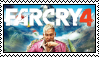 F2U: Far Cry 4 Stamp by Kenwhei