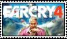 F2U: Far Cry 4 Stamp by Kenwhei