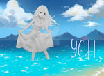 Summer YCH (CLOSED) by MoccaChi19