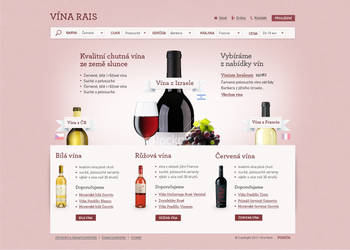 Rais wines by Nikol-Kokesova