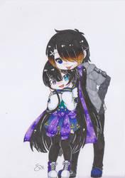 COM. Shini-Illumi II by YoYokai