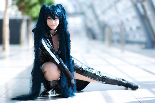 Black Rock Shooter #2