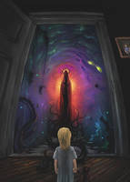 The door by Theocrata