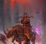 Warhammer 40000: My little juggernaut