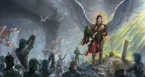 Pageviews 40k: Angel of Cadia