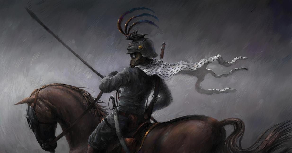Lancer by Theocrata