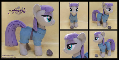 Commission : Maud Pie custom plush