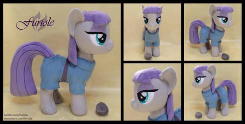 Commission : Maud Pie custom plush