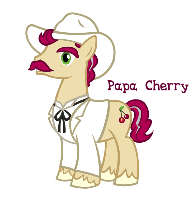 Papa Cherry by QueenCold