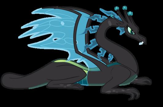Dragonified Chrysalis