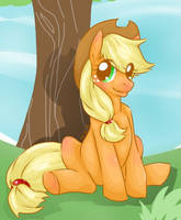 Applejack by CNat