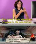Hate Videogames Meme - Okami Onigiri Sensei