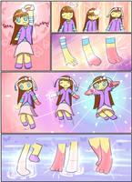 [TF] Magical Sylveon Girl! [1] by MagicalTF