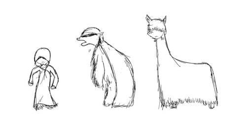 [TF] Alpaca TF [Prize]