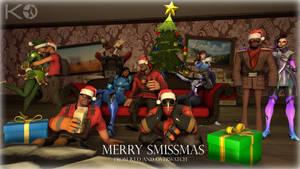 [TF2/OW-SFM] Merry Smissmas 2016