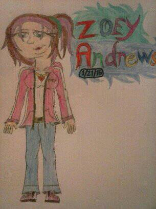 Zoey Andrews By Leftdeadfan