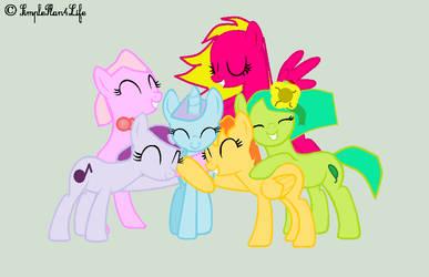 Friendship is magic by TrippleRRuler2222
