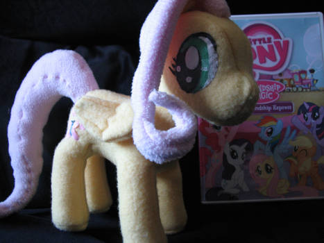 Completed Fluttershy Plush