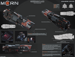 Morrigan Class Infographic [The Expanse]