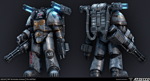 WH Terminator Armour