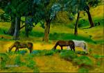 Horses 1972
