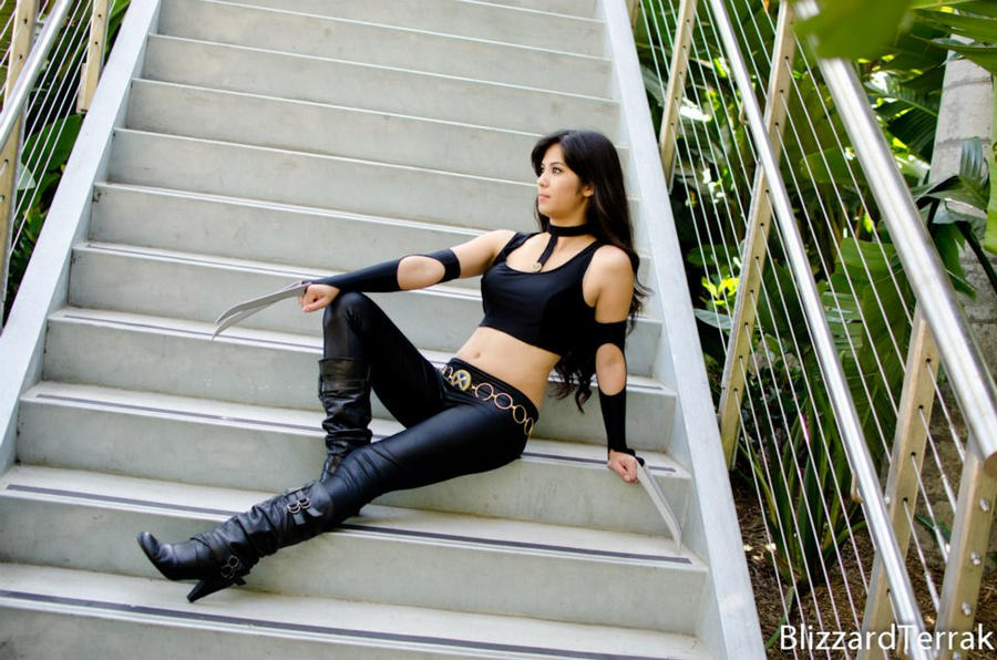 X-23 Cosplay by xtifalockheart X 23 Costume