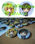 Tales of Xillia Buttons