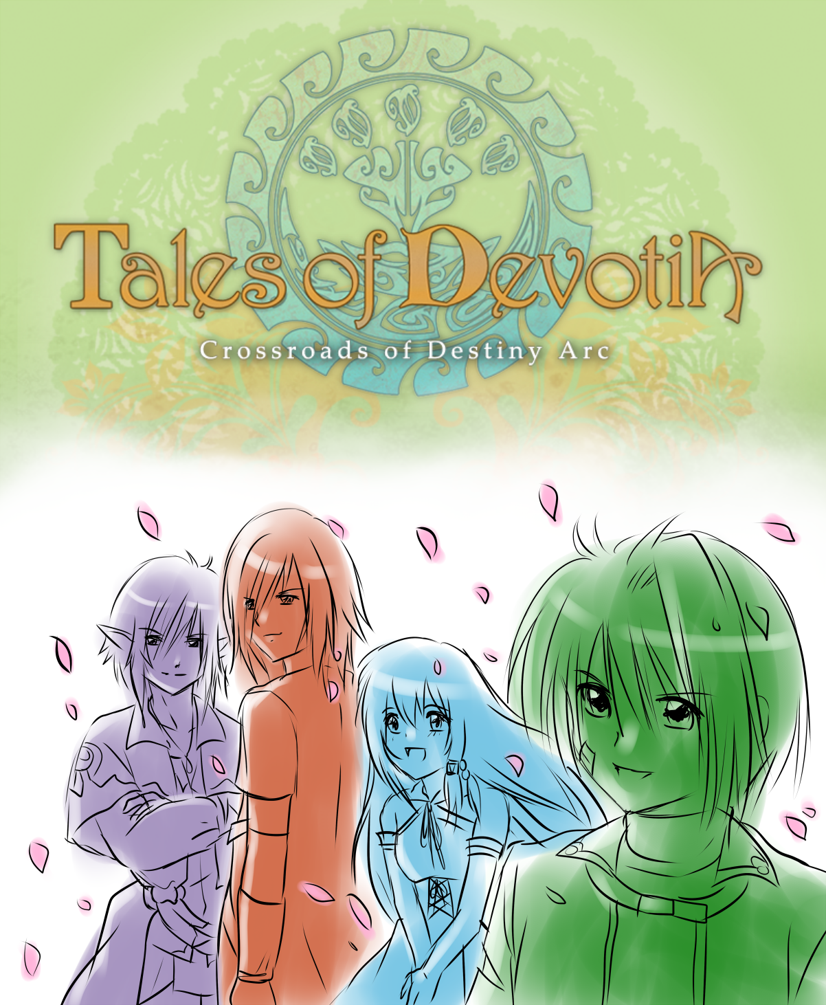 ToDA: SQ1 - Toris Side - Adventurers