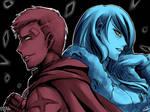 P4AU Day 26 - Shadow Akihiko and Mitsuru