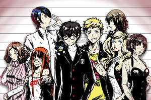 Phantom Thieves