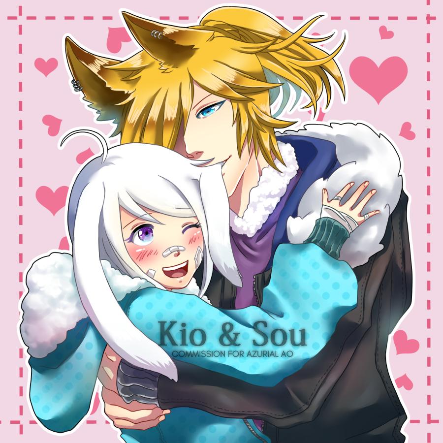 [C] Kio and Sou