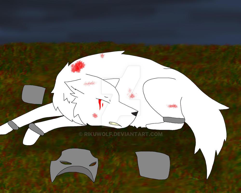 Lost's Death by rikuwolf