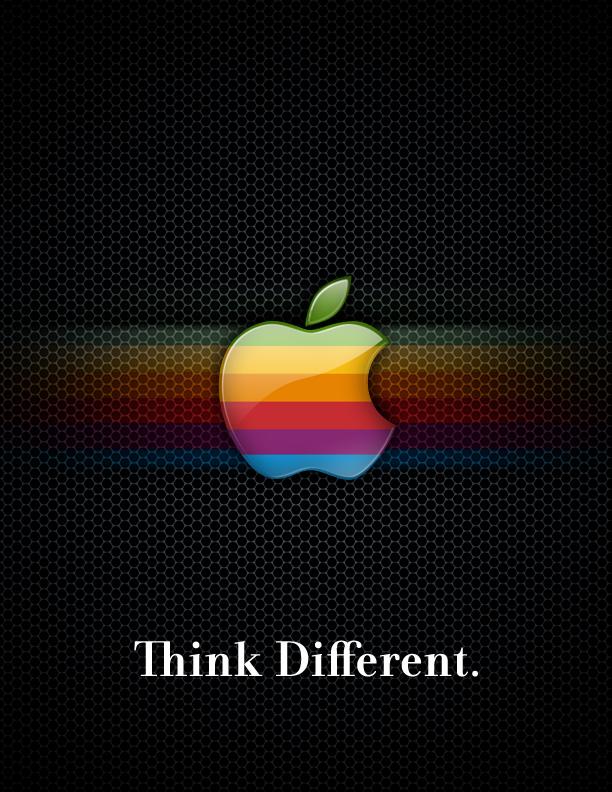 Think Different. by jdarko82