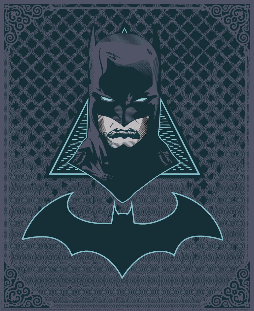 The Dark Knight by jdarko82