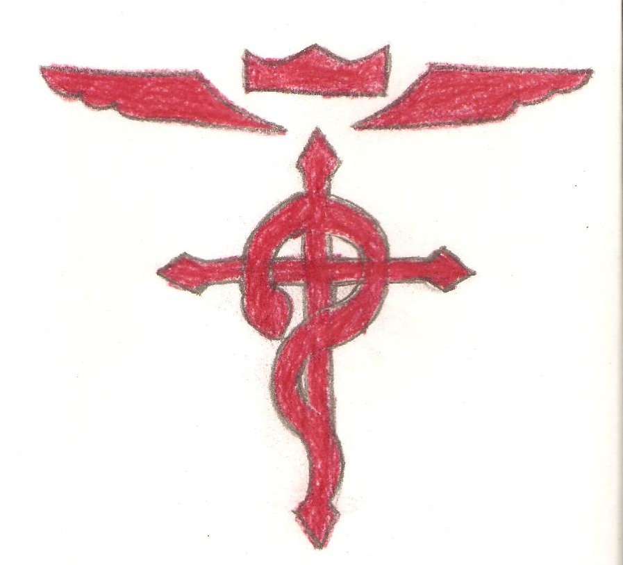 Fullmetal Alchemist Symbol By Caramelle4781 On Deviantart