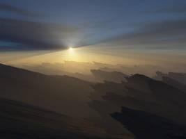 Alien Landscape by allenamin