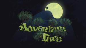 Adventure Time Wallpaper by allenamin