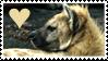 Hyena Stamp by Ebillan