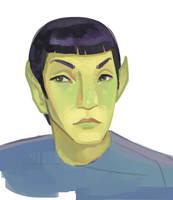 Damn Green Blooded Vulcans by Ebillan