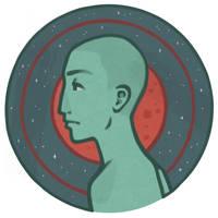 Astro Portrait by Ebillan