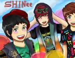 SHINee ontaejjong