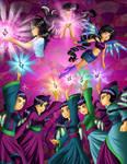 Power Girls: Nerissa become a Power Girl