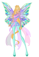 World of Winx: Daphne Dreamix by Gerganafen